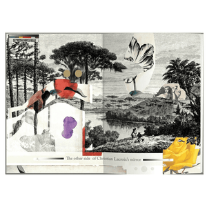 Exotisme Softcover Notebook Christian Lacroix Notebooks and Journals Christian Lacroix