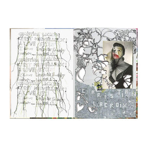 Fashion's Seasons B5 Journal Christian Lacroix Notebooks and Journals Christian Lacroix