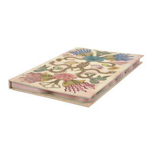 Fleurs Cannibales A5 Hardbound Journal Christian Lacroix Notebooks and Journals Christian Lacroix
