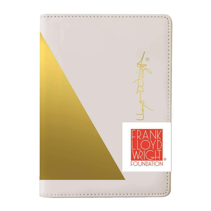 Frank Lloyd Wright Geometry Passport Cover Travel Accessories Galison