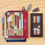 Frank Lloyd Wright Philosophy Pen Set Pens and Pencils Galison