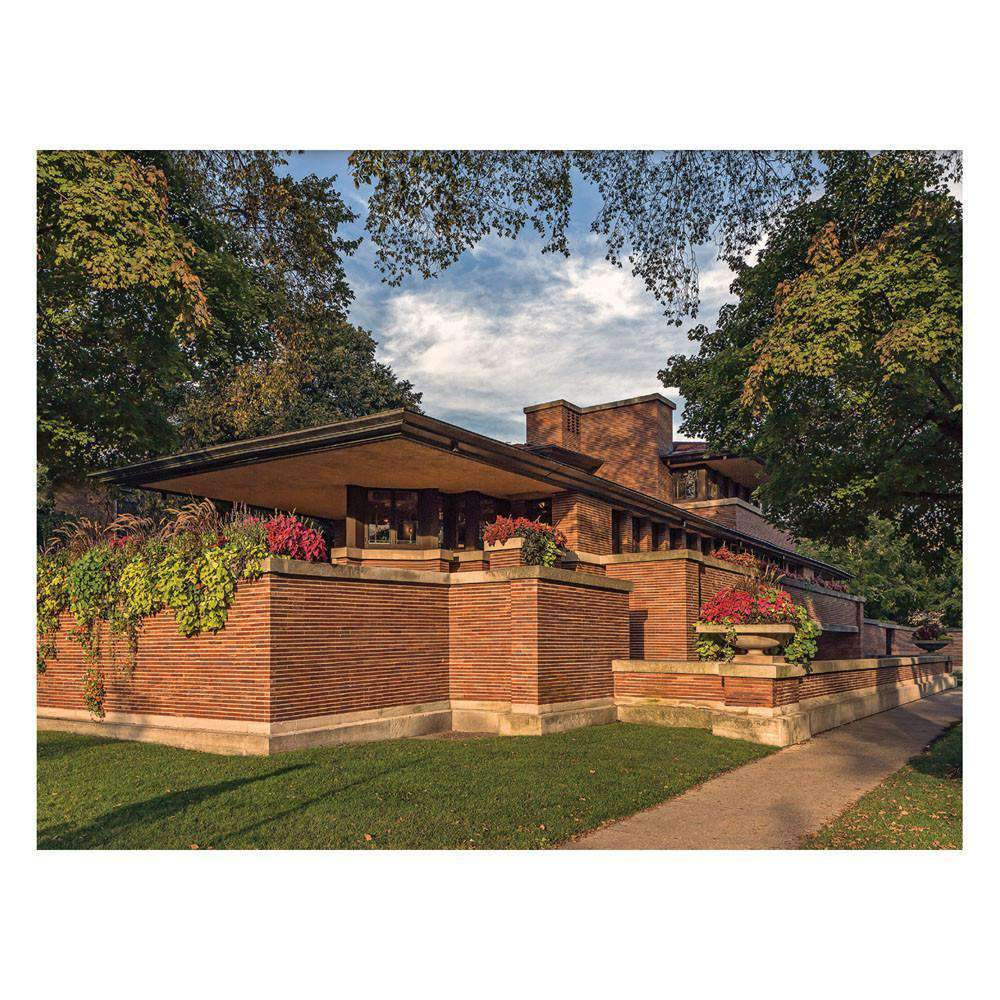 Frank Lloyd Wright Portfolio Notes Greeting Cards Galison