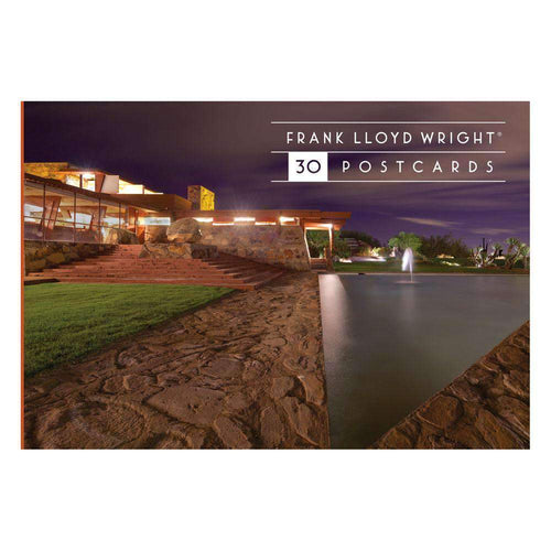 Frank Lloyd Wright Postcard Book Postcard Books Galison