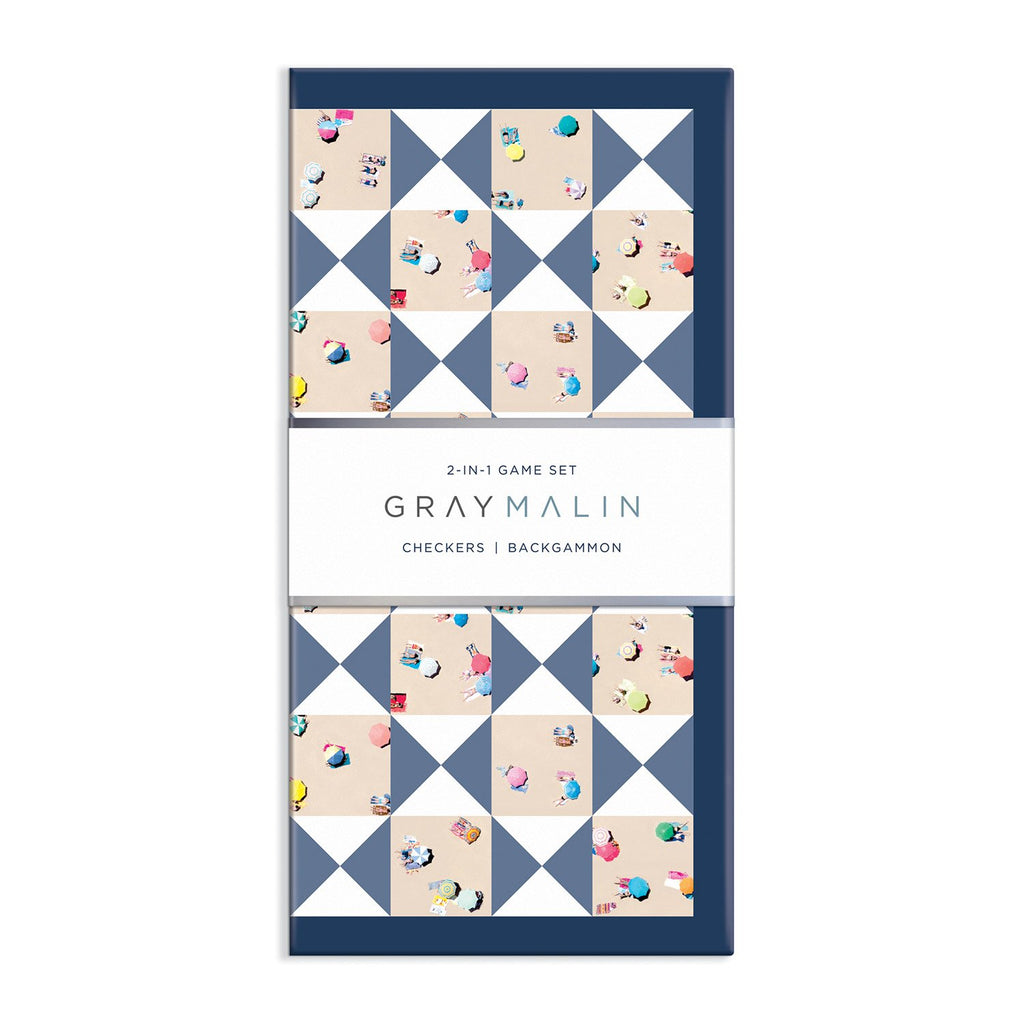 Gray Malin 2 In 1 Game Set 2-in-1 Game Sets Gray Malin Collection