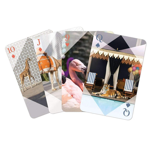 Gray Malin At The Parker Playing Card Set Playing Cards Galison