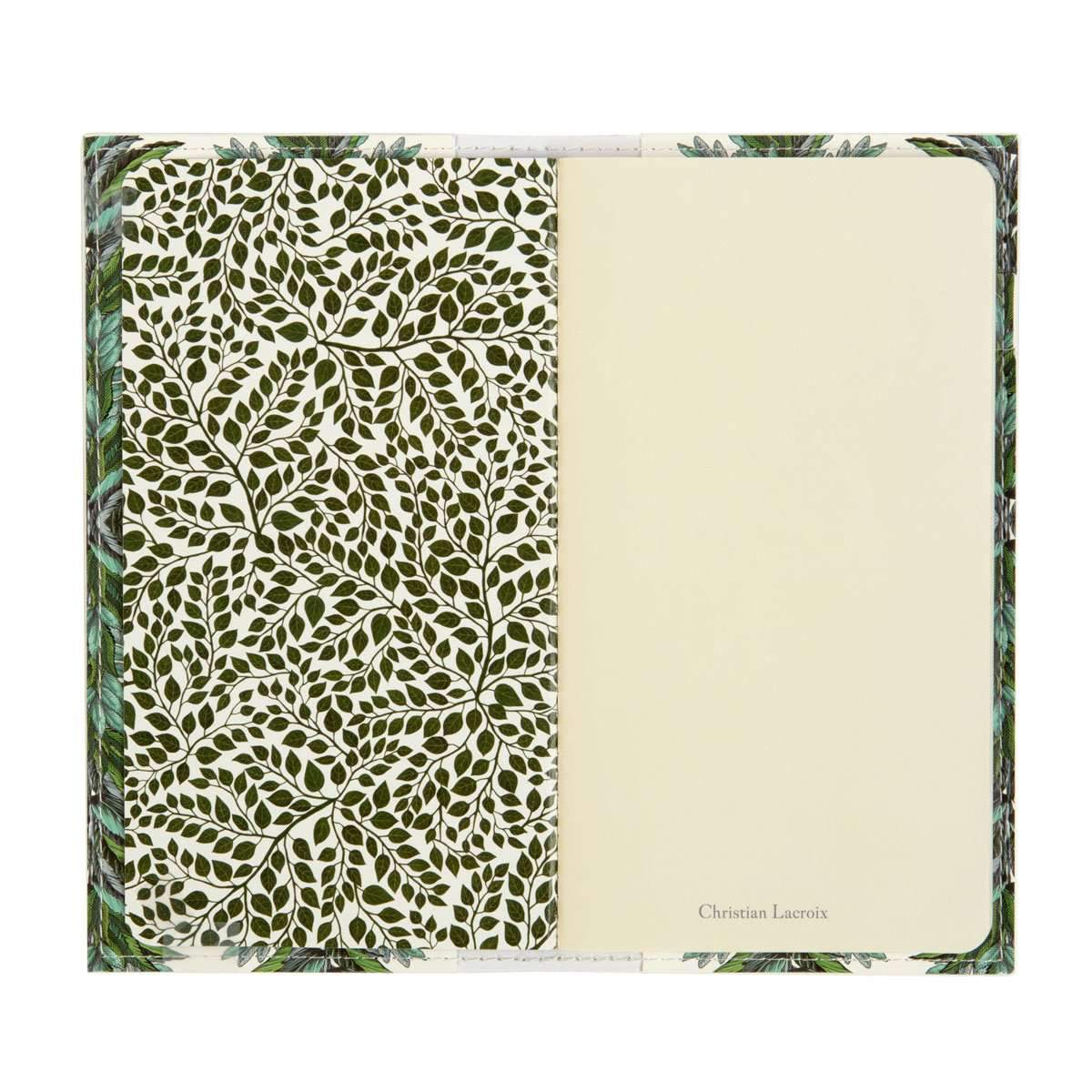 Groussay Travel Journal Christian Lacroix Notebooks and Journals Christian Lacroix