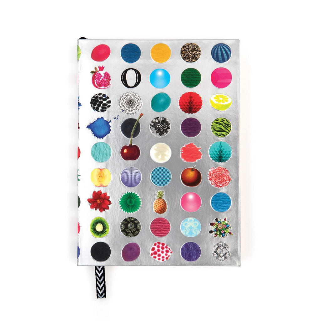 Heritage Collection Couture Candies A6 Layflat Notebook Christian Lacroix Notebooks and Journals Christian Lacroix