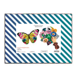 Heritage Collection Frivolités Set of 2 Shaped Puzzle Set Christian Lacroix Puzzles and Games Christian Lacroix