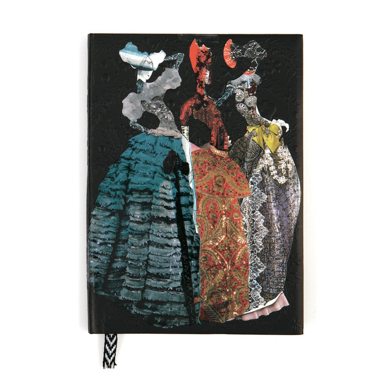 Heritage Collection Les Madones A6 Layflat Notebook Christian Lacroix Notebooks and Journals Christian Lacroix