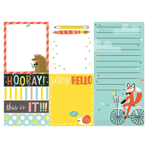 Hooray Today Sticky Notes sale Galison