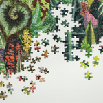 Houseplant Jungle 1000 Piece Puzzle 1000 Piece Puzzles Galison