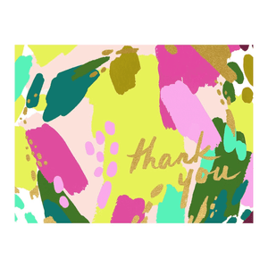 Idlewild Luxe Thank You Notes Thank You Cards Galison