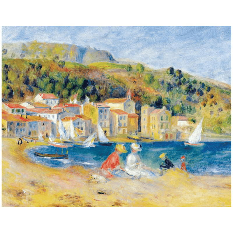 Impressionists by the Water Keepsake Box Note Cards Greeting Cards Galison
