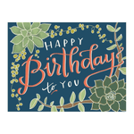 It's Birthday Time Greeting Assortment Boxed Notecards Greeting Cards Galison