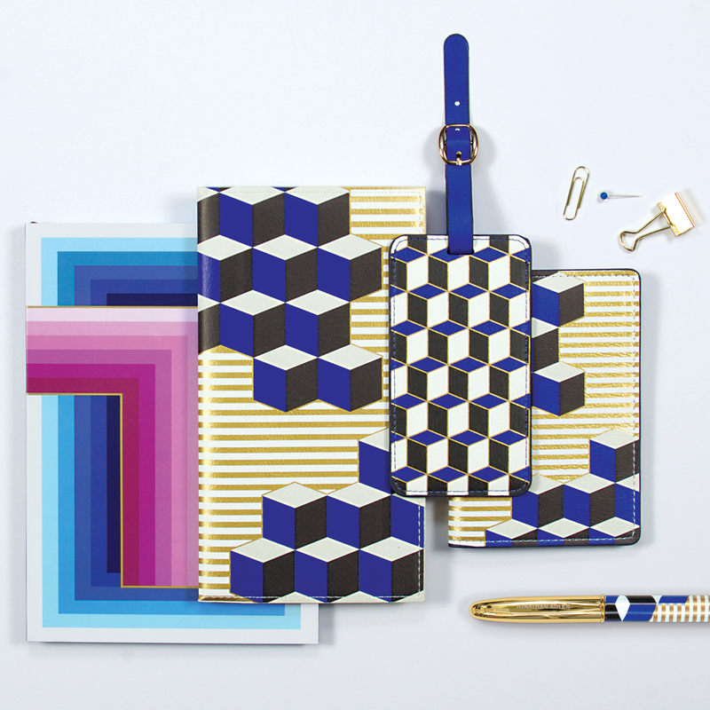 Jonathan Adler Infinity A5 Notebook Notebooks Jonathan Adler Collection
