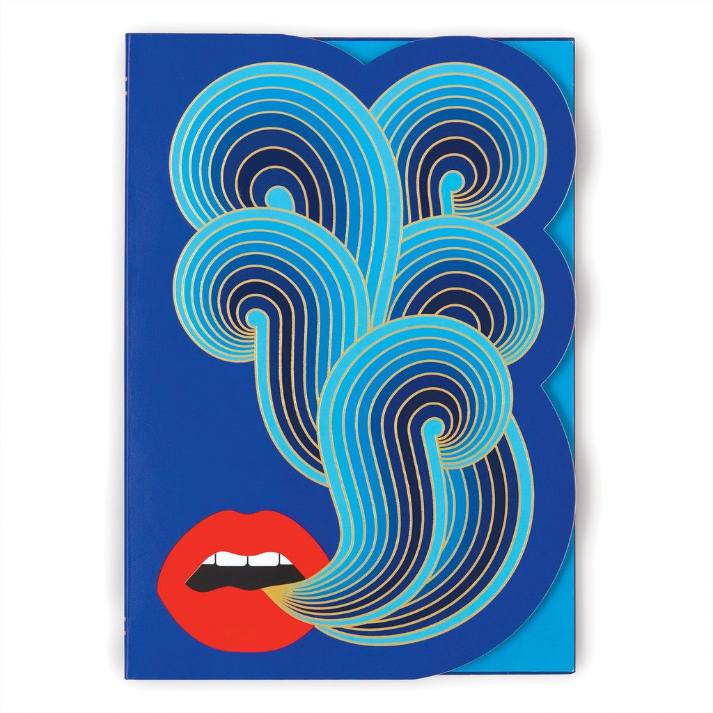 Jonathan Adler Lips A5 Journal Journals and Notebooks Galison