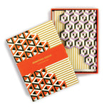 Jonathan Adler Versailles Boxed Diecut Notecard Set Greeting Cards Galison