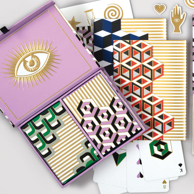 Jonathan Adler Versailles Playing Cards Playing Cards Galison