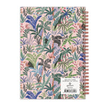 "Jungle 6 x 8"" Wire-O Journal Journals and Notebooks Galison"