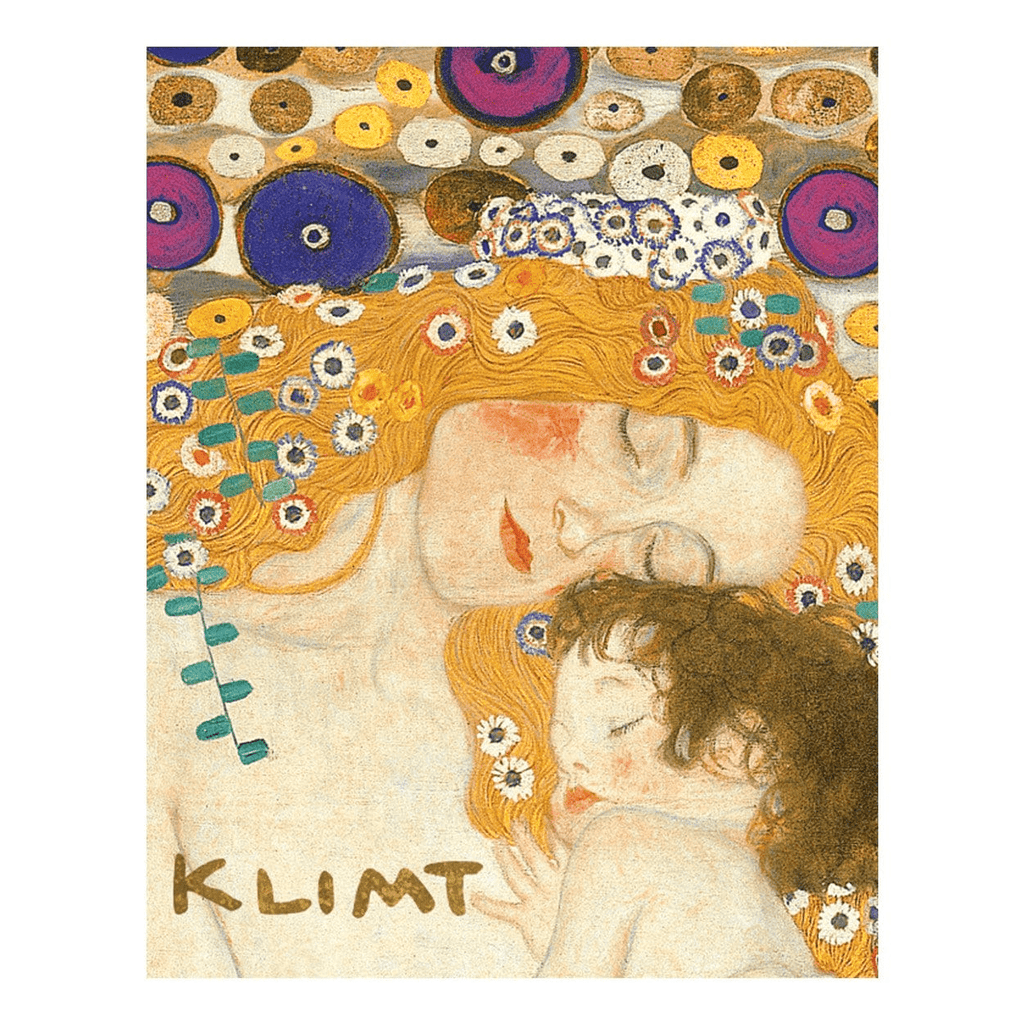 Klimt Mother and Child Keepsake Box Note Cards Greeting Cards Galison