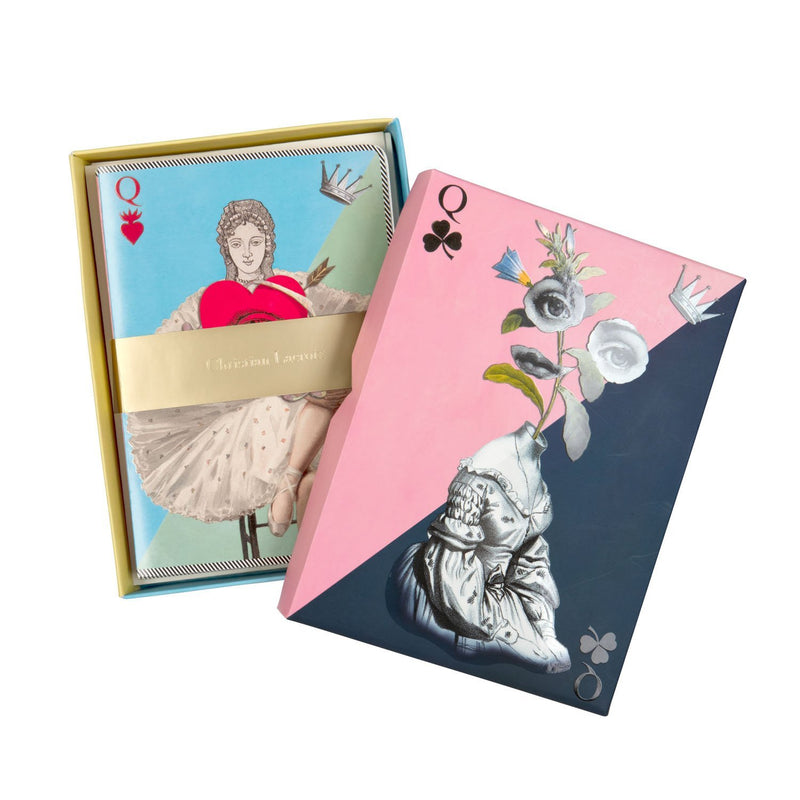 Let's Play Boxed Notecards Christian Lacroix Boxed Notecards Galison