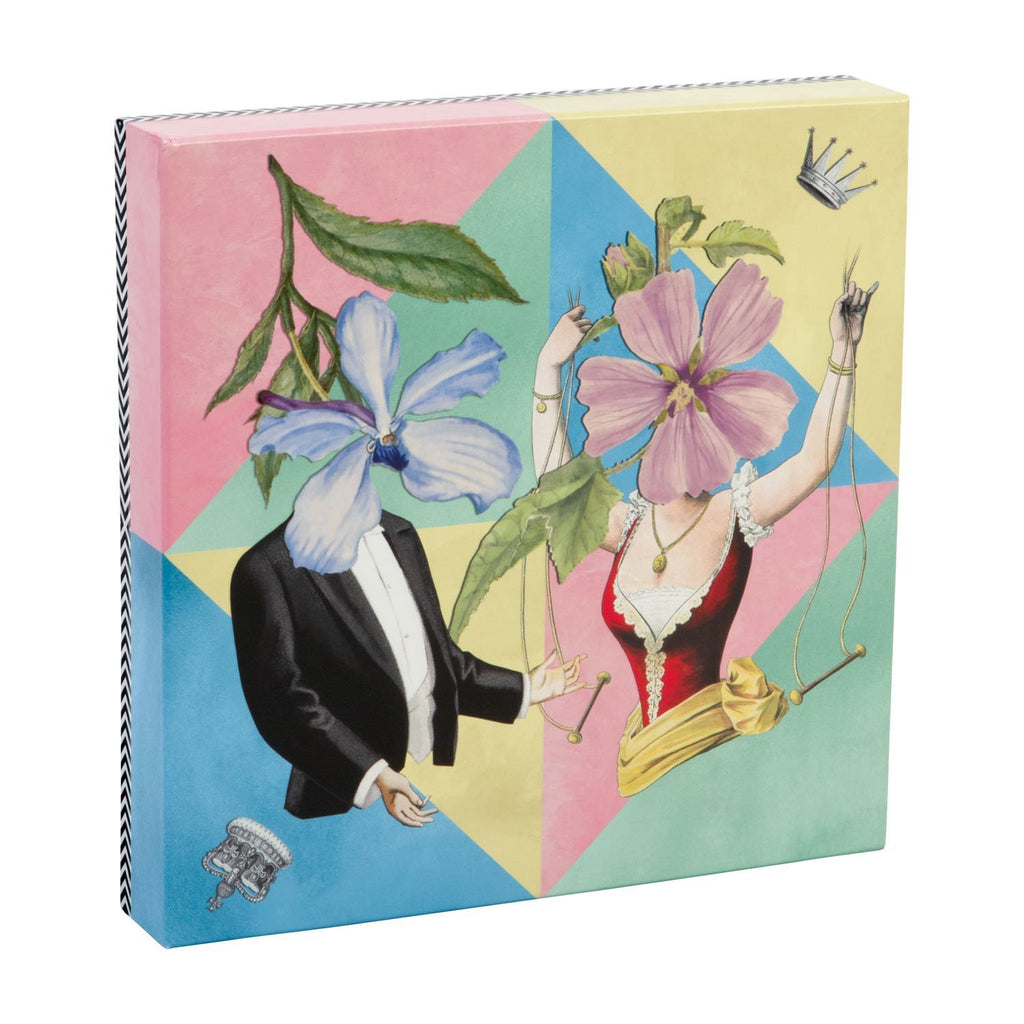 Let's Play Double Sided 250 Piece Puzzle Christian Lacroix Puzzles and Games Christian Lacroix