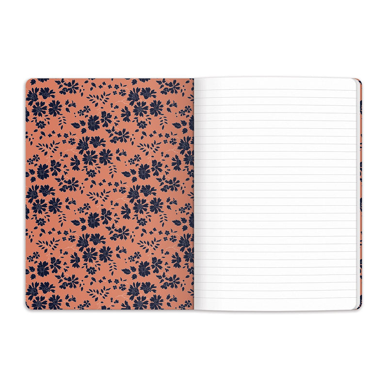 Liberty London Floral Writers Notebook Set Journals and Notebooks Liberty London Collection