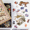 Liberty London Maxine Double-Sided 500 Piece Jigsaw Puzzle 500 Piece Puzzles Liberty London Collection