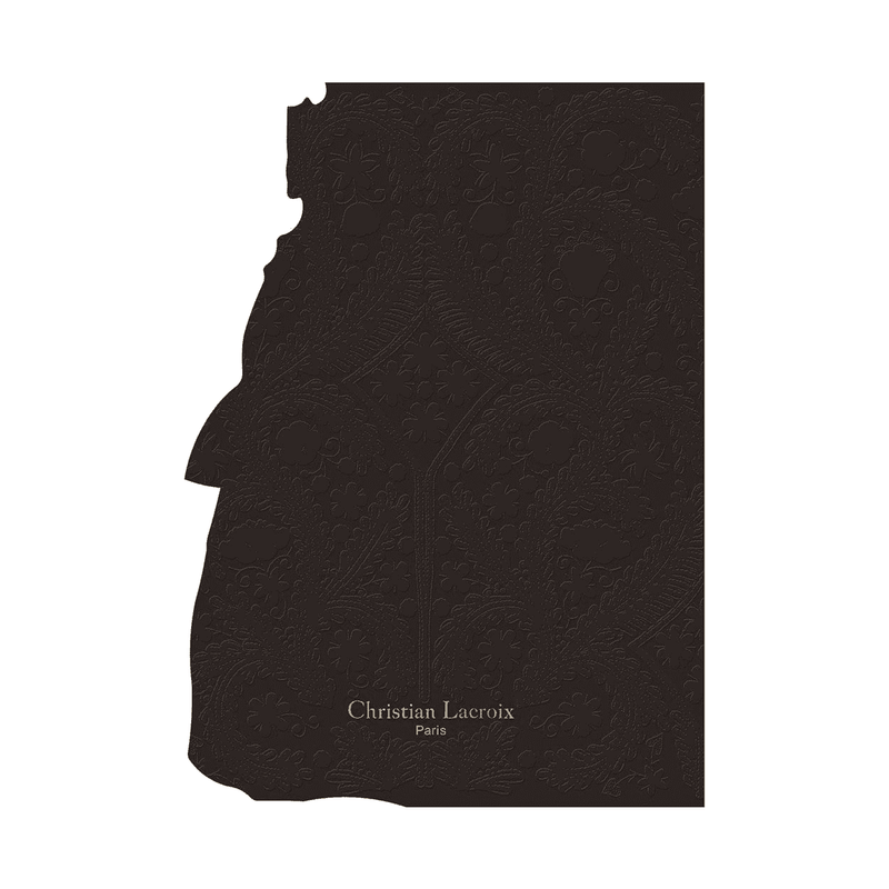 Madone Byzantine Softcover Notebook Christian Lacroix Notebooks and Journals Christian Lacroix