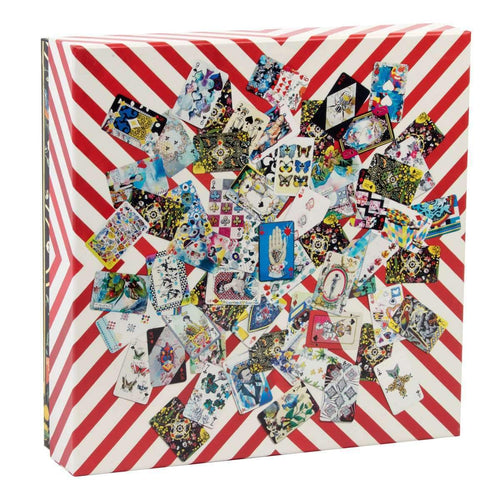 Maison De Jeu 250 Piece 2 Sided Puzzle Christian Lacroix Puzzles and Games Christian Lacroix