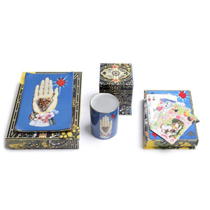 Maison De Jeu Porcelain Tray Christian Lacroix Home and Gifts Christian Lacroix