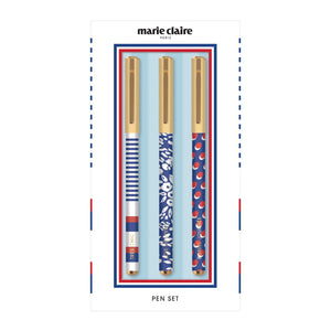 Marie Claire Everyday Pen Set Pens and Pencils Galison