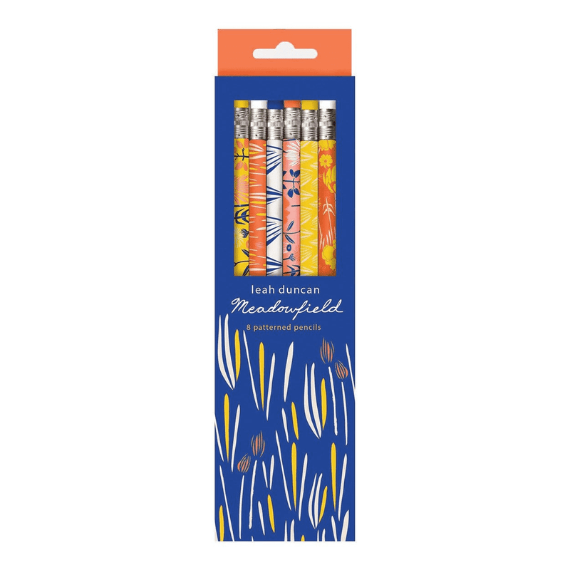 Meadowfield Pencil Set sale Galison