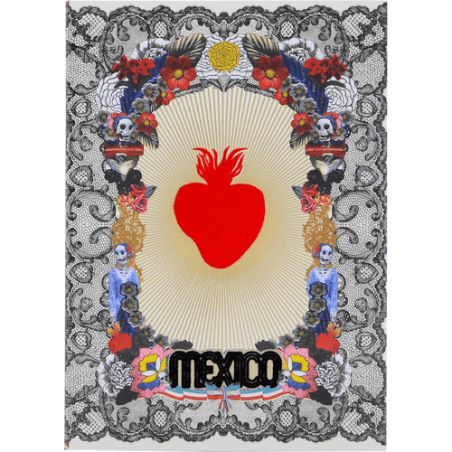 Mexico City Softcover Notebook Christian Lacroix Notebooks and Journals Christian Lacroix