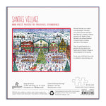Michael Storrings Santa's Village 1000 Piece Puzzle Holiday 1000 Piece Puzzles Michael Storrings Collection