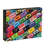 Mixtapes 1000 Piece Puzzle 1000 Piece Puzzles Galison
