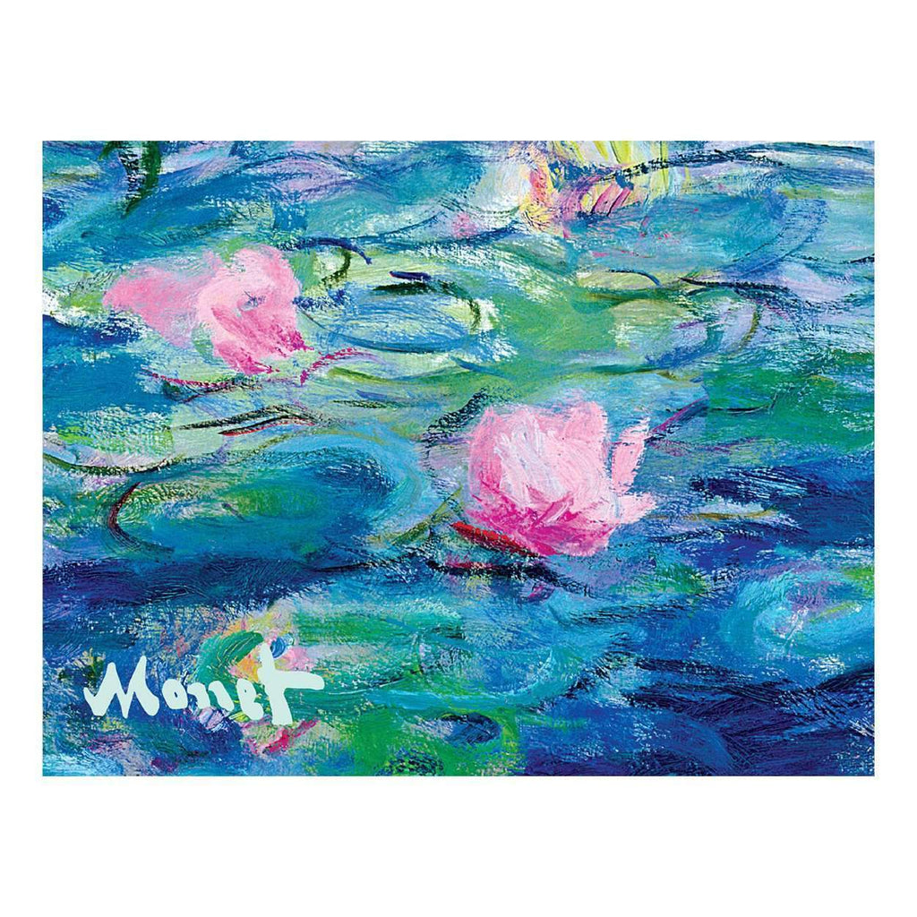 Monet Waterlilies Portfolio Notes Greeting Cards Galison