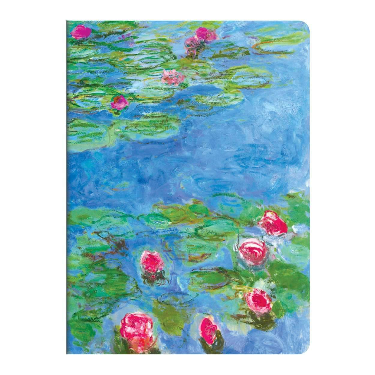Monet Writer's Notebook Set Journals and Notebooks Galison