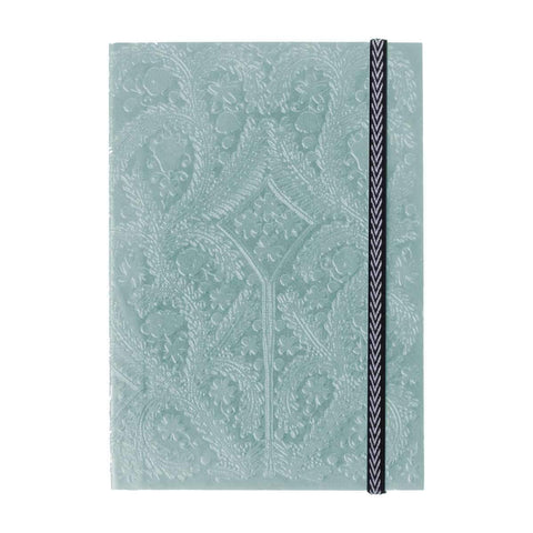 Outremer Embossed Paseo Notebook