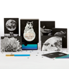 Moonbeams Greeting Card Assortment Greeting Cards Cosmos Collection
