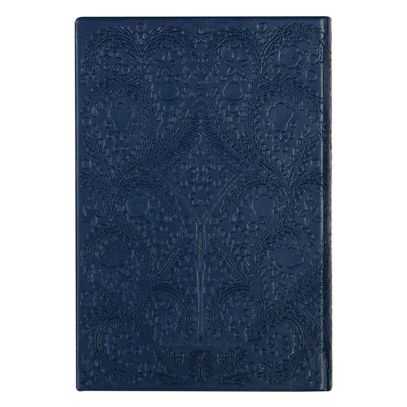 Navy Embossed Paseo Undated Agenda Christian Lacroix Notebooks and Journals Christian Lacroix