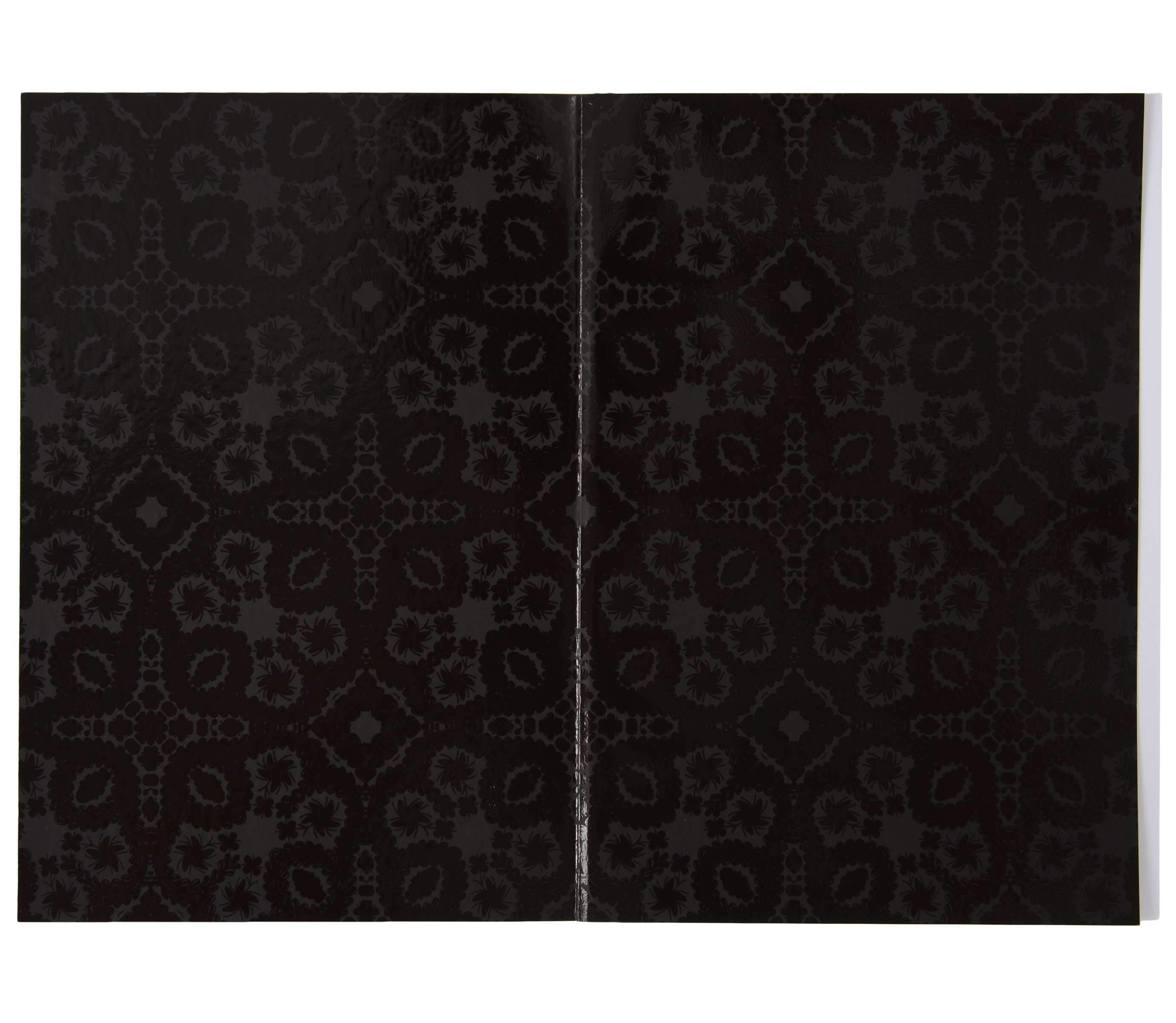 Neon Black Ombre Paseo Notebook Christian Lacroix Notebooks and Journals Christian Lacroix