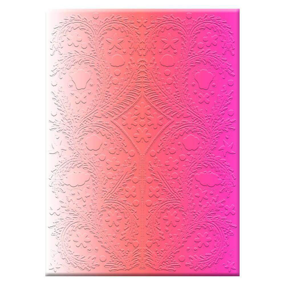 Neon Pink Paseo Boxed Notecards Christian Lacroix Boxed Notecards Christian Lacroix