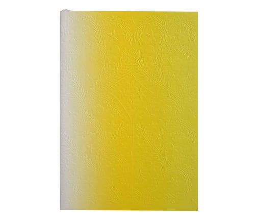 Neon Yellow Ombre Paseo Notebook Christian Lacroix Notebooks and Journals Christian Lacroix