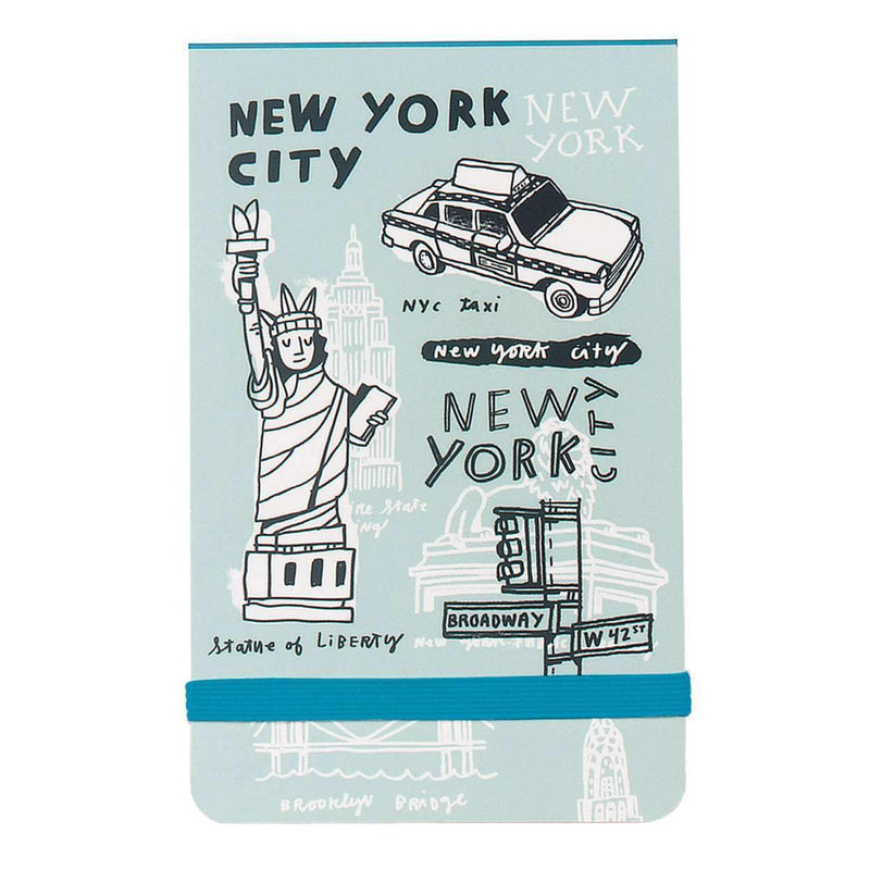 New York City Mini Journal Journals and Notebooks Galison