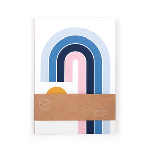Now House by Jonathan Adler A5 Miami Notebook, Multi Journals and Notebooks Galison