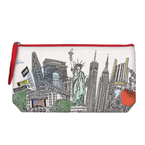 San Francisco Golden Gate Handmade Pouch