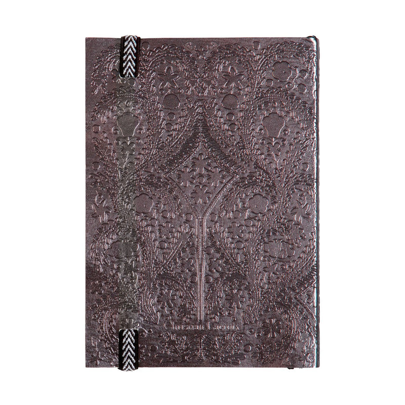 Onyx Embossed Paseo Notebook Christian Lacroix Notebooks and Journals Christian Lacroix