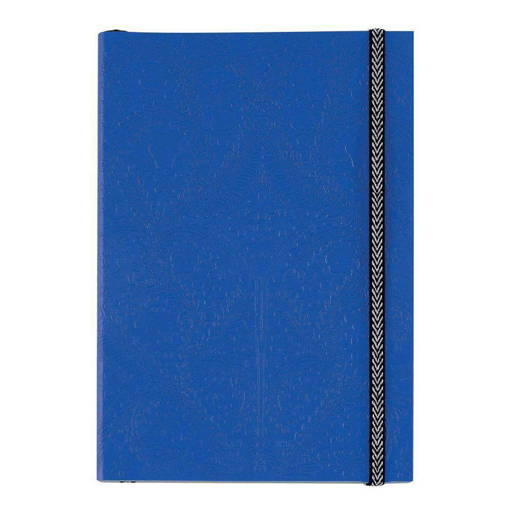 Outremer Embossed Paseo Notebook Christian Lacroix Notebooks and Journals Christian Lacroix