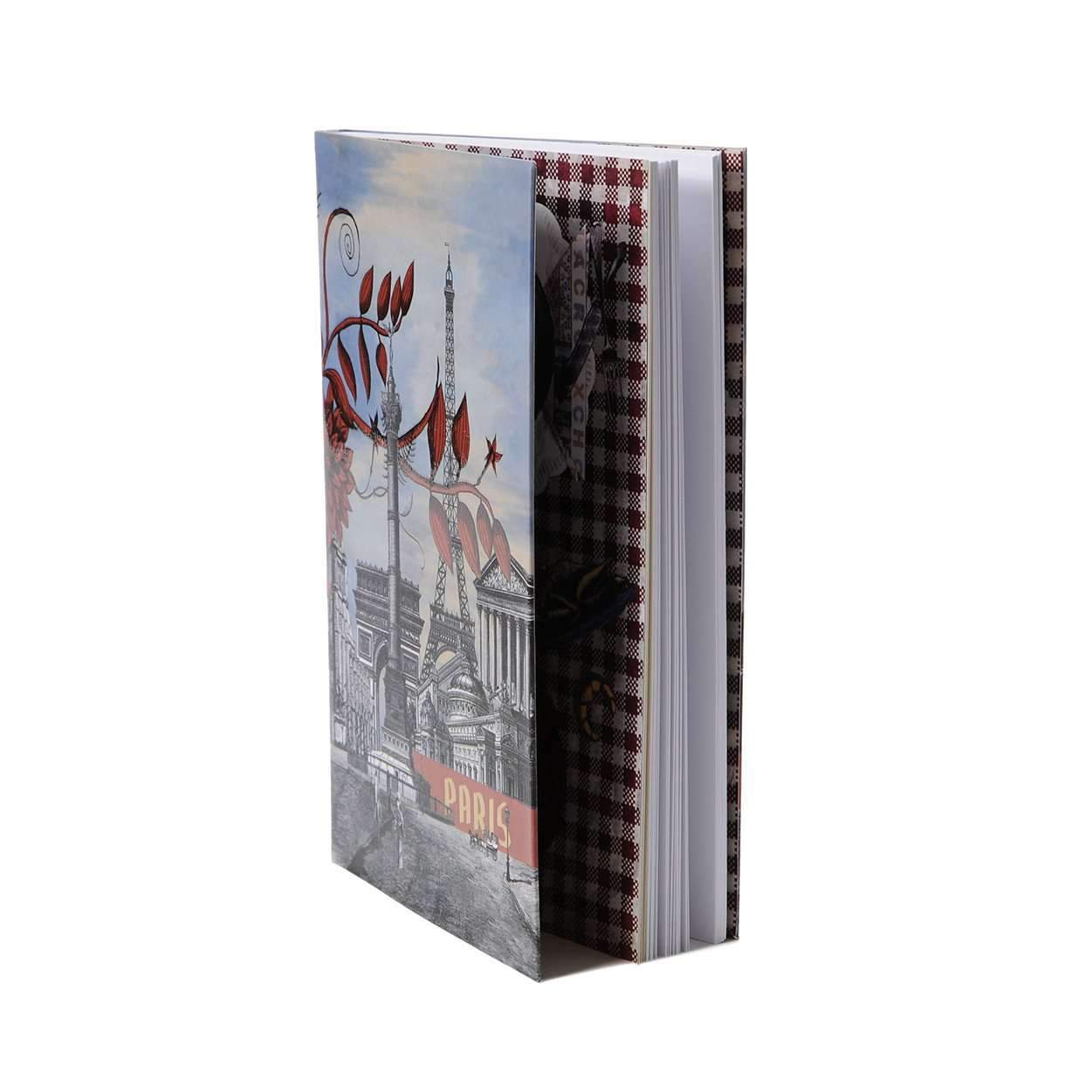 Paris Softcover Notebook Christian Lacroix Notebooks and Journals Christian Lacroix
